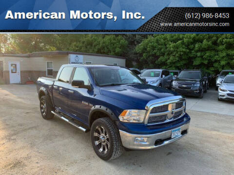 2009 Dodge Ram Pickup 1500 for sale at American Motors, Inc. in Farmington MN