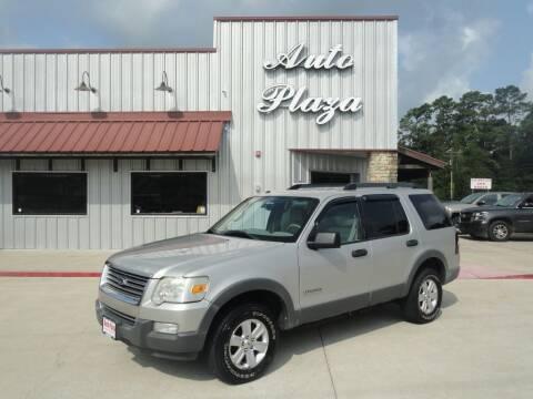 2006 Ford Explorer for sale at Grantz Auto Plaza LLC in Lumberton TX