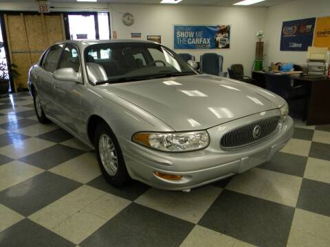 2002 Buick LeSabre for sale at Lindenwood Auto Center in St.Louis MO