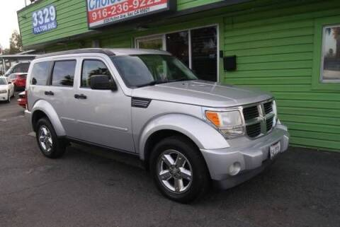 2007 Dodge Nitro for sale at Amazing Choice Autos in Sacramento CA