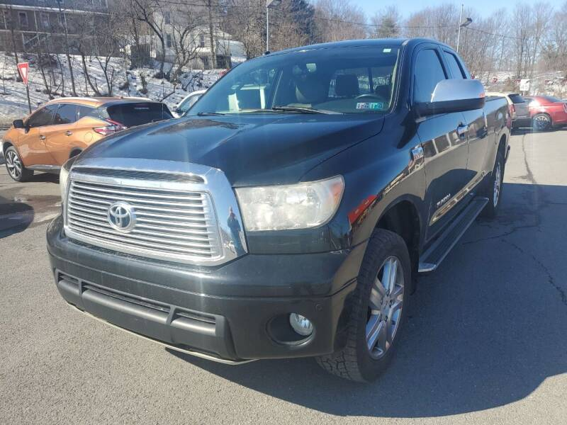 2011 Toyota Tundra for sale at Mulligan's Auto Exchange LLC in Paxinos PA