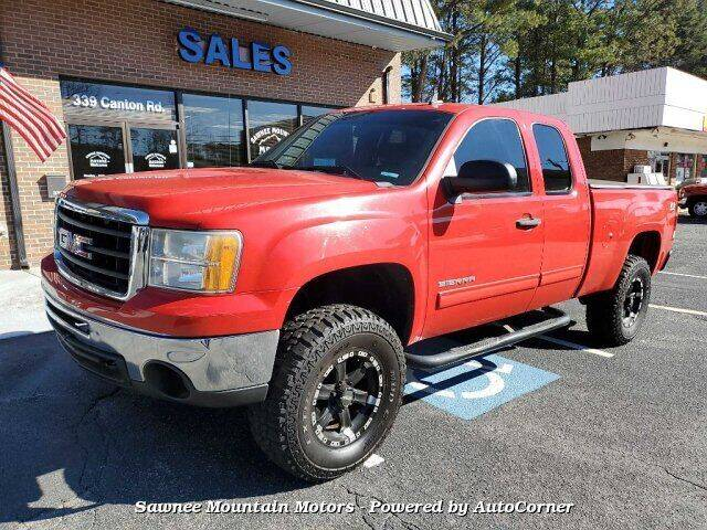 2009 GMC Sierra 1500 for sale at Michael D Stout in Cumming GA