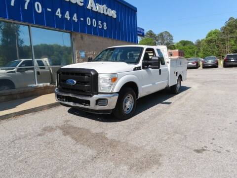 2011 Ford F-250 Super Duty for sale at 1st Choice Autos in Smyrna GA