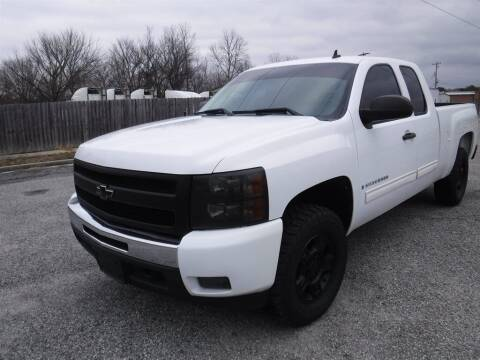 2009 Chevrolet Silverado 1500 for sale at Memphis Truck Exchange in Memphis TN