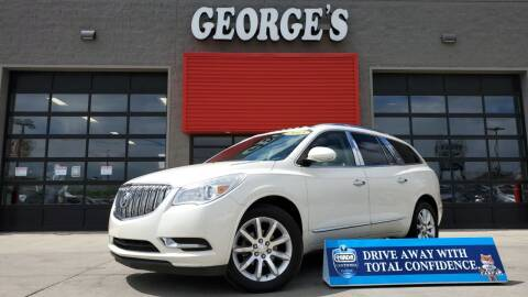 2015 Buick Enclave for sale at George's Used Cars - Pennsylvania & Allen in Brownstown MI