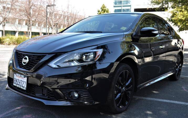 2018 Nissan Sentra for sale at AMC Auto Sales Inc in San Jose CA