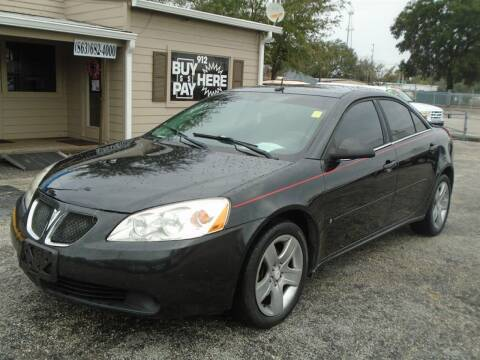 2008 Pontiac G6 for sale at New Gen Motors in Lakeland FL