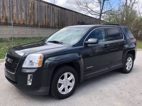 2014 GMC Terrain for sale at Posen Motors in Posen IL