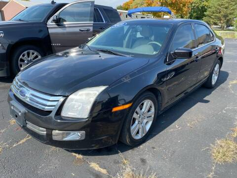 2009 Ford Fusion for sale at MARK CRIST MOTORSPORTS in Angola IN