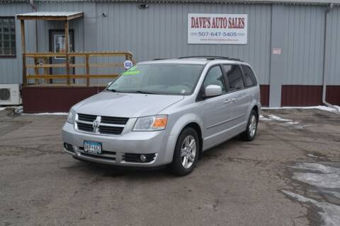 2010 Dodge Grand Caravan for sale at Dave's Auto Sales in Winthrop MN