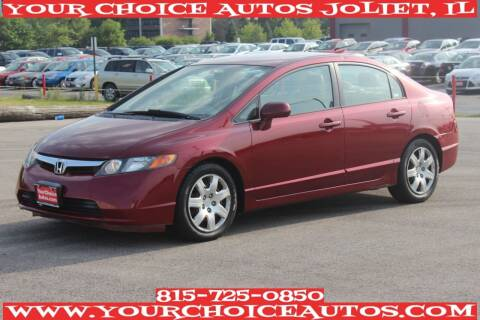 2006 Honda Civic for sale at Your Choice Autos - Joliet in Joliet IL