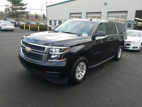 2018 Chevrolet Suburban for sale at SILVER ARROW AUTO SALES CORPORATION in Newark NJ
