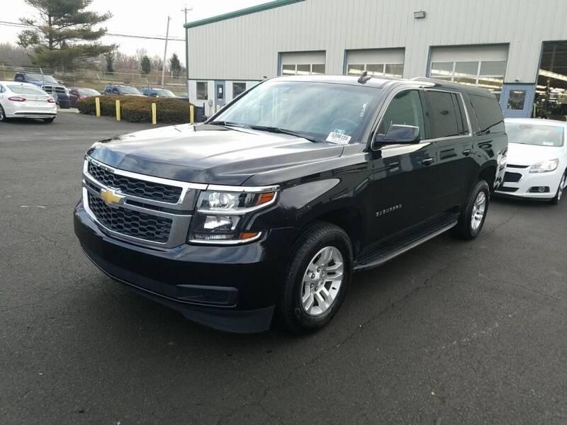 2018 Chevrolet Suburban for sale at SILVER ARROW AUTO SALES CORPORATION in Newark NJ
