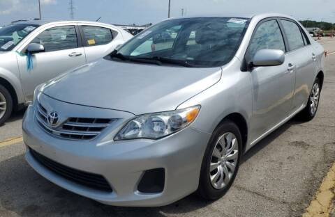 2013 Toyota Corolla for sale at Waukeshas Best Used Cars in Waukesha WI