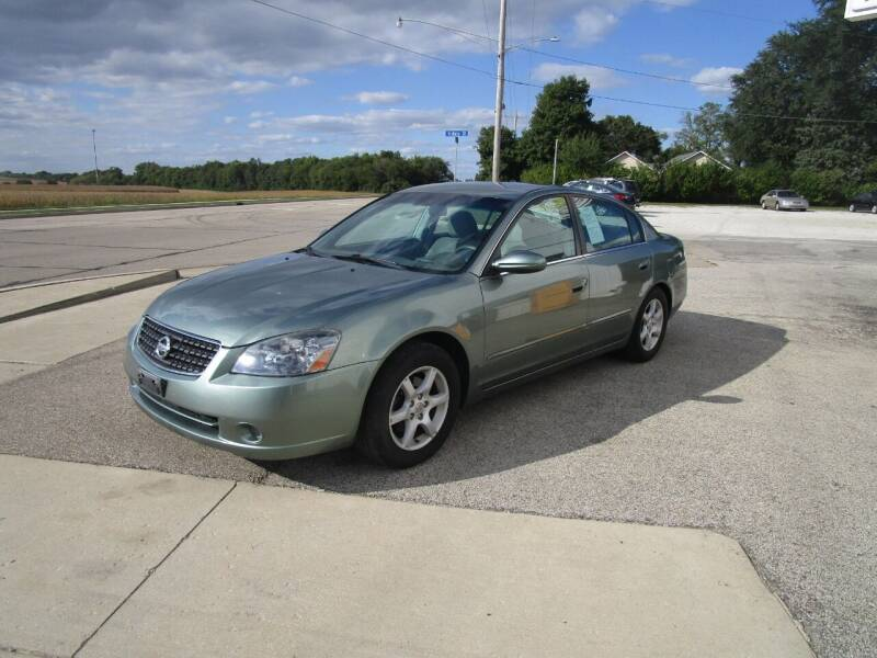 2005 Nissan Altima for sale at Dunlap Motors in Dunlap IL