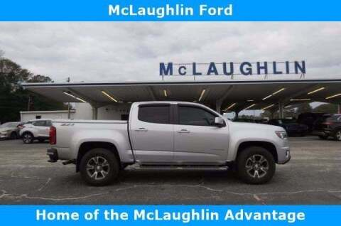 2015 Chevrolet Colorado for sale at McLaughlin Ford in Sumter SC