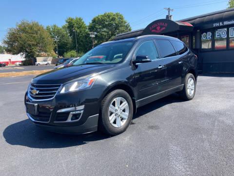 2014 Chevrolet Traverse for sale at Savannah Motors in Belleville IL
