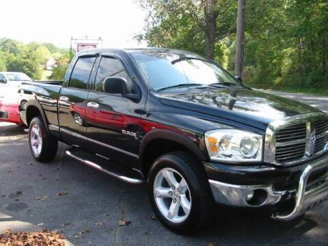 2008 Dodge Ram Pickup 1500 for sale at Southern Used Cars in Dobson NC