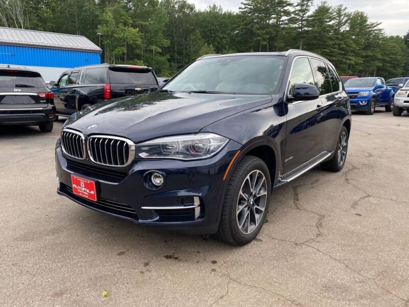 2018 BMW X5 for sale at AutoMile Motors in Saco ME