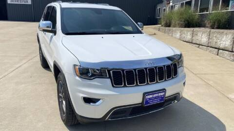 2018 Jeep Grand Cherokee for sale at Crowe Auto Group in Kewanee IL