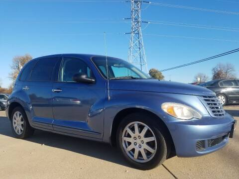 2007 Chrysler PT Cruiser for sale at CarNation Auto Group in Alliance OH