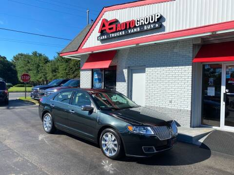2010 Lincoln MKZ for sale at AG AUTOGROUP in Vineland NJ
