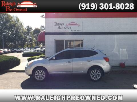 2012 Nissan Rogue for sale at Raleigh Pre-Owned in Raleigh NC