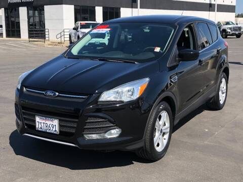 2016 Ford Escape for sale at Dow Lewis Motors in Yuba City CA