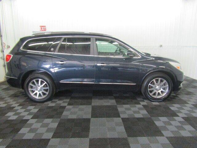 2017 Buick Enclave for sale at Michigan Credit Kings in South Haven MI
