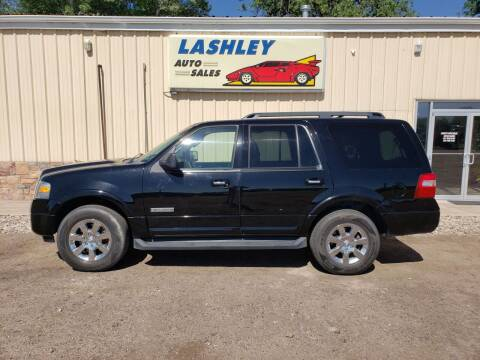 2008 Ford Expedition for sale at Lashley Auto Sales in Mitchell NE