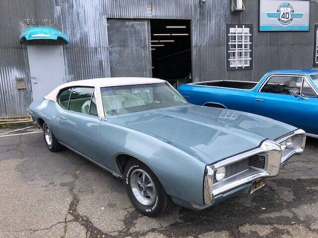1968 Pontiac Le Mans for sale at Route 40 Classics in Citrus Heights CA
