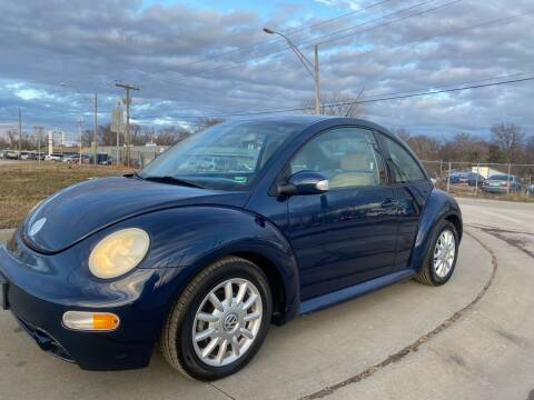 2004 Volkswagen New Beetle for sale at Xtreme Auto Mart LLC in Kansas City MO