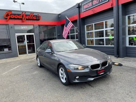 2015 BMW 3 Series for sale at Goodfella's  Motor Company in Tacoma WA