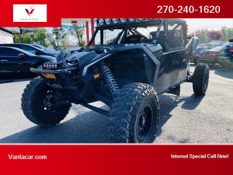 2018 Can-Am Maverick X3 XRS
