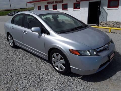 2008 Honda Civic for sale at Sarpy County Motors in Springfield NE