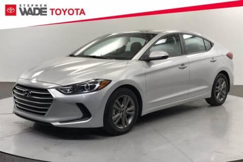 2017 Hyundai Elantra for sale at Stephen Wade Pre-Owned Supercenter in Saint George UT