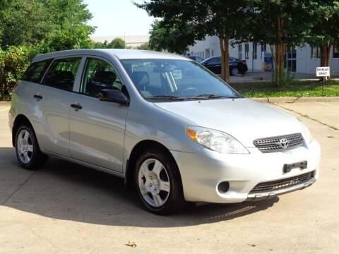 2007 Toyota Matrix for sale at Auto Starlight in Dallas TX