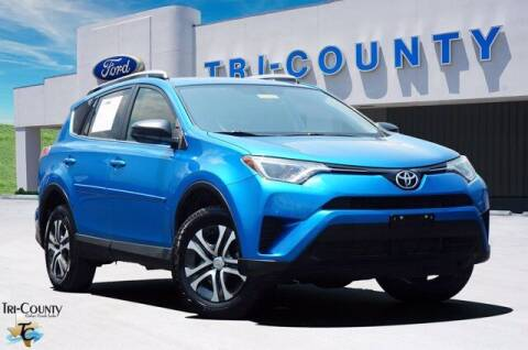 2016 Toyota RAV4 for sale at TRI-COUNTY FORD in Mabank TX