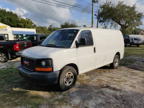 2008 GMC Savana Cargo for sale at Advance Import in Tampa FL