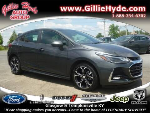 2019 Chevrolet Cruze for sale at Gillie Hyde Auto Group in Glasgow KY