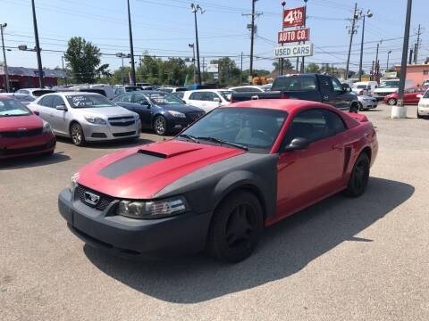 1999 Ford Mustang for sale at 4th Street Auto in Louisville KY