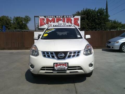 2011 Nissan Rogue for sale at Empire Auto Sales in Modesto CA