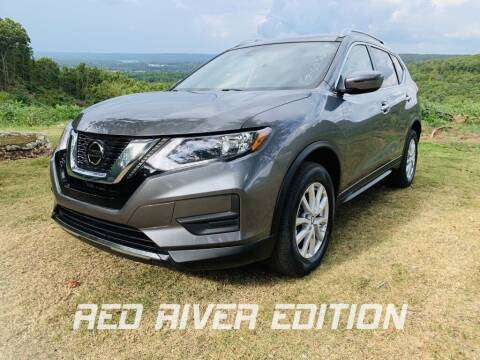 2019 Nissan Rogue for sale at RED RIVER DODGE - Red River of Malvern in Malvern AR