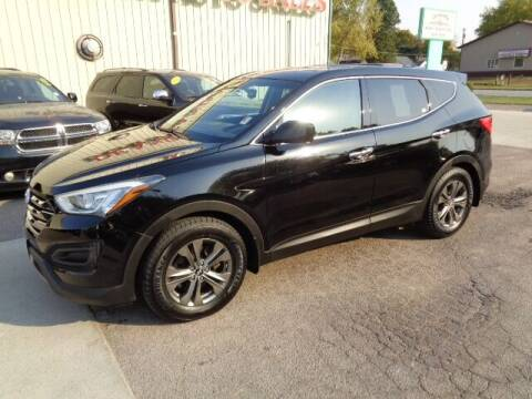 2013 Hyundai Santa Fe Sport for sale at De Anda Auto Sales in Storm Lake IA