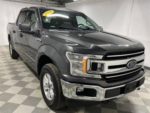 2018 Ford F-150 for sale at Mr. Car City in Brentwood MD