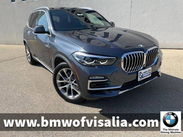 2019 BMW X5 for sale at BMW OF VISALIA in Visalia CA