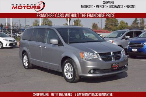 2019 Dodge Grand Caravan for sale at Choice Motors in Merced CA