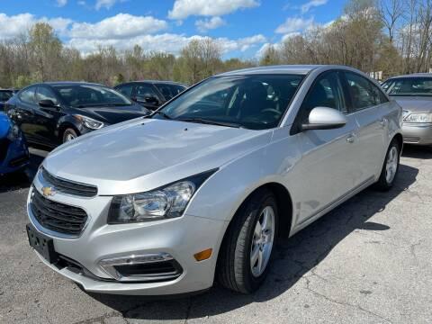 2015 Chevrolet Cruze for sale at Best Buy Auto Sales in Murphysboro IL
