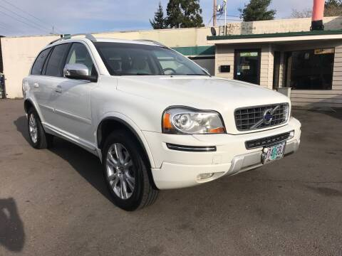 2013 Volvo XC90 for sale at Salem Auto Market in Salem OR