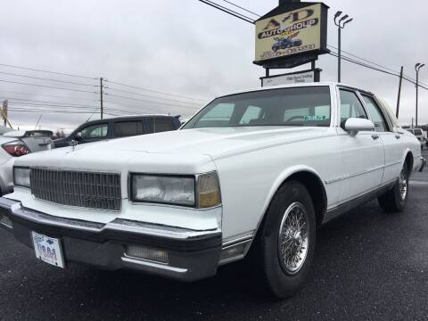 1990 Chevrolet Caprice for sale at A & D Auto Group LLC in Carlisle PA